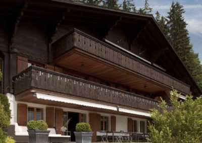 Chalet Apartment Mel – Gstaad