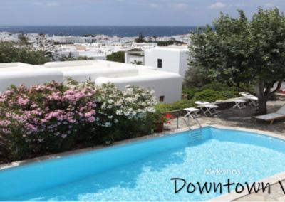 Downtown Villa – Mykonos