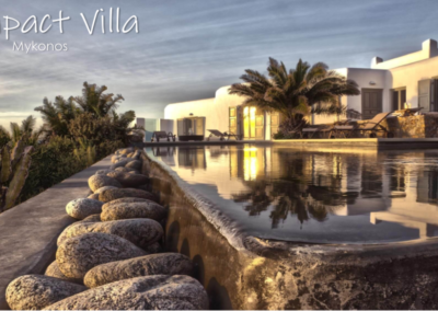Impact Villa – Mykonos