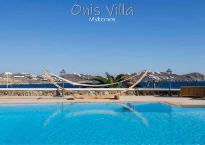 Onis Villa – Mykonos