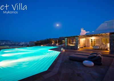 Quiet Villa – Mykonos