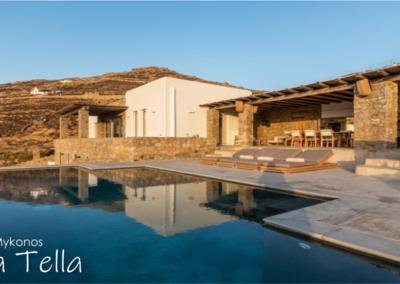 Villa Tella – Mykonos